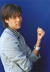 Певец и композитор Марк Тишман. Фото Popzvezda.Ru