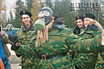 Фабрика звезд - 7 в армии. 2007 год