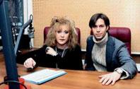 Алла Пугачёва и Марк Тишман