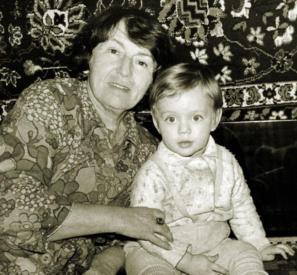 Марк Тишман. Фото из семейного архива