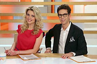 Марк Тишман и Ольга жук