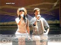 """певец и композитор Марк Тишман, """"Две звезды - 3"""", 9 марта 2009 года"""