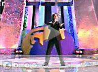Марк Тишман на концерте ко Дню Спасателя, Первый канал