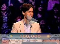 """Марк Тишман в программе """"Кто хочет стать миллионером"""", май 2008 года"""