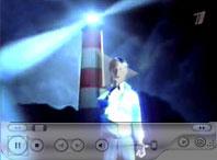 Марк Тишман в концерте памяти Владимира Высоцкого, Первый канал