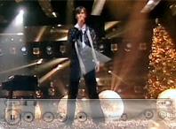 "Марк Тишман ""Вечер. Холодно"", ТВЦ, 1 января 20010 года"