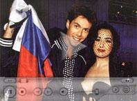 "Марк Тишман, ""Евровидение 2009"", 21 мая 2009 года"