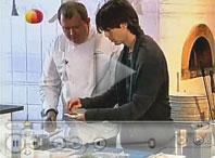 Певец и композитор Марк Тишман в программе Спросите повара
