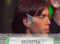 "Певец и композитор Марк Тишман в программе ""Крокодил"", МУЗ-ТВ"