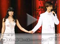"Марк Тишман и Нонна Гришаева, ""Две звезды - 3"", эксклюзив сайта"