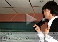 Марк Тишман, встреча с официальным фан-клубом, ноябрь 2008 года