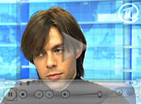 Марк Тишман, он-лайн на Первом канале