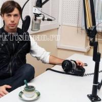 "Марк Тишман на радио ""Моя семья"""