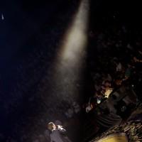Марк Тишман на VII благотворительном фестивале «Белая трость», Москва, Цирк на Вернадского, 13.10.2016. Собственные материалы