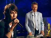 Андрей Дементьев и Марк Тишман