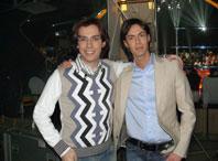 Марк Тишман и Максим Галкин, фото evgenick