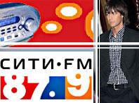 """Марк Тишман на радио"""" Сити-FM"""", февраль 2009 года"""