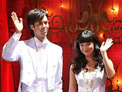 Марк Тишман и Нонна Гришаева, фото Руслан Рощупкин