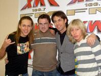 "Марк Тишман на радио ""ХИТ FM"", 13 февраля 2008 года"