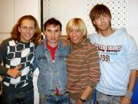 """Марк Тишман, радио """"Юность"""", 12 ноября 2007 года"""